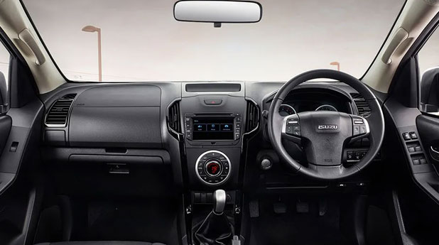 Isuzu-D-Max-V-Cross-Dashboard