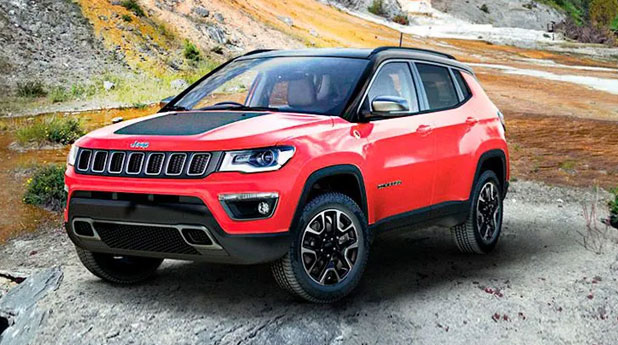 Jeep-Compass-Trailhawk-Overall-Side-and-Front-View