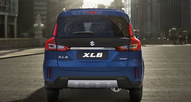 Maruti-Suzuki-XL6-Back-View