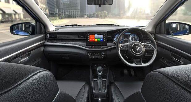 Maruti-Suzuki-XL6-Dashboard