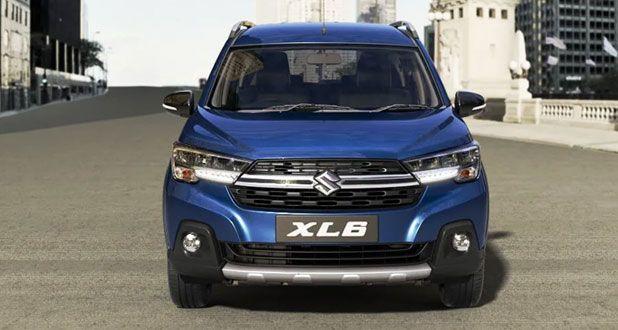 Maruti-Suzuki-XL6-Front-View