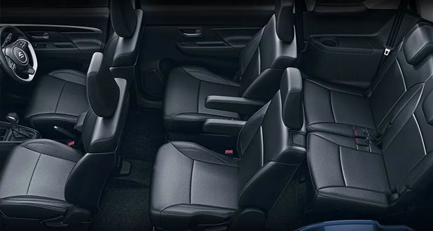 Maruti-Suzuki-XL6-Seats-View
