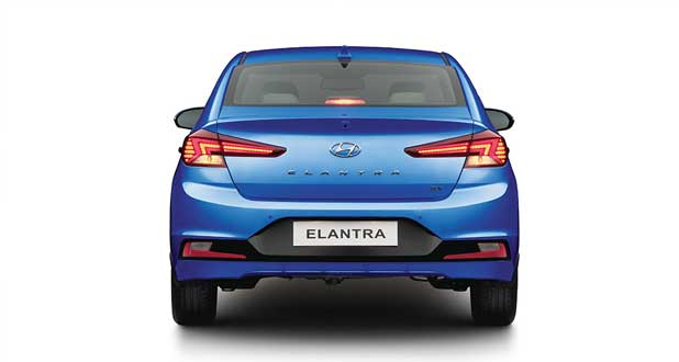 Hyundai-Elantra-Back-View