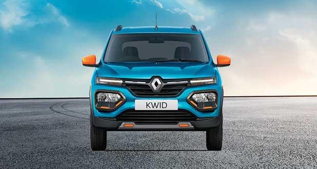 Renault-KWID-Front-View