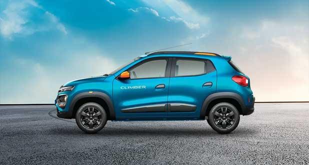 Renault-KWID-Side-View