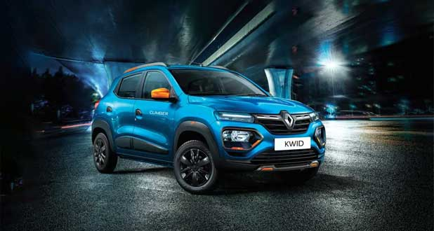 Renault-KWID-Side-and-Front-View