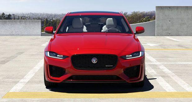 Jaguar-XE-SE-Front-View