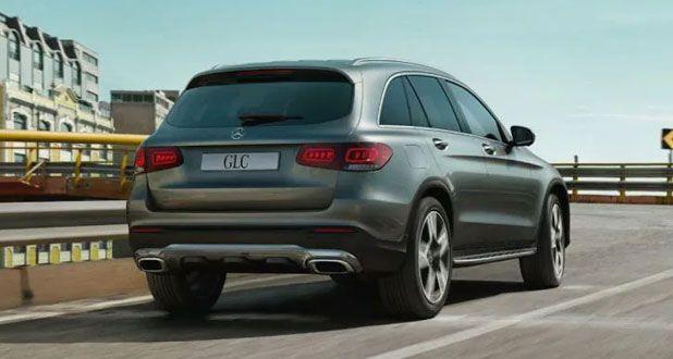 Mercedes-Benz-GLC-Back-View