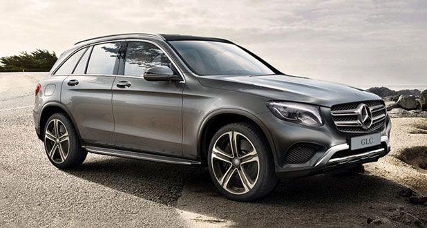 Mercedes-Benz-GLC-Front-View