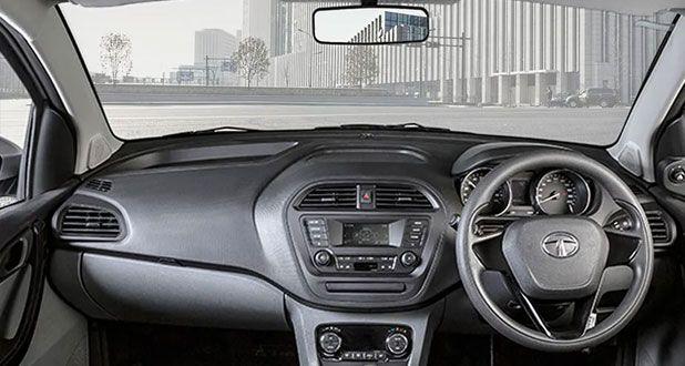 Tata-Tigor-EV-Dashboard