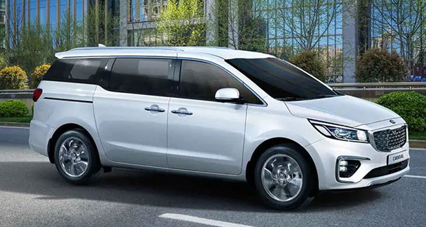 Kia-Carnival-Side-and-Front-View