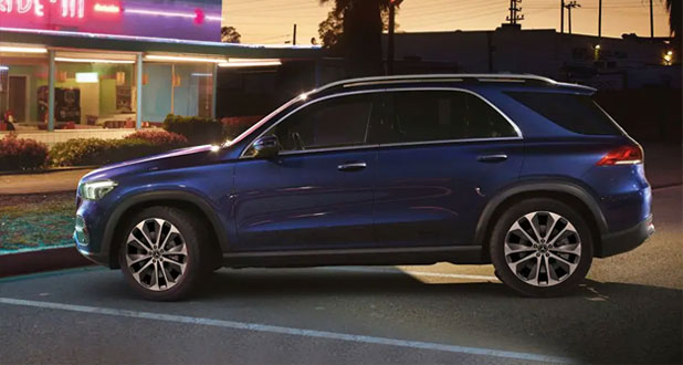 Mercedes-Benz-GLE-Side-View