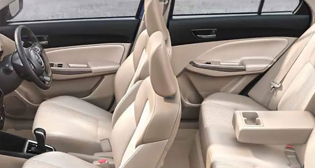 Maruti-Suzuki-Dzire-Seats-View