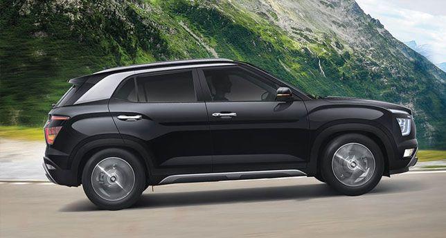 Hyundai-Creta-Side-View