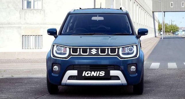 Maruti-Suzuki-Ignis-Front-View