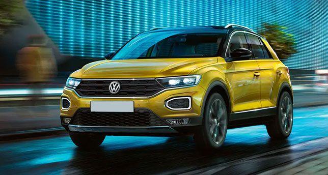 Volkswagen-T-Roc-Front-View