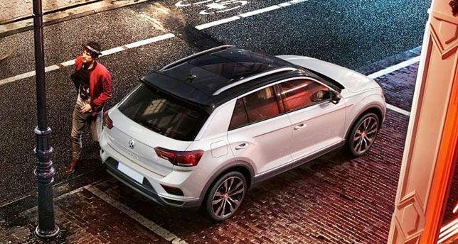 Volkswagen-T-Roc-Top-View