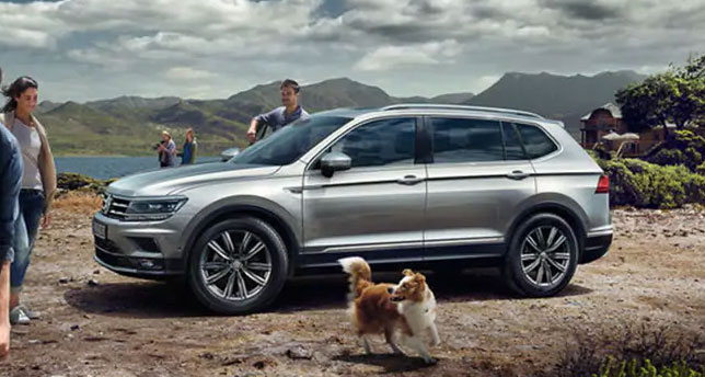 Volkswagen-Tiguan-Allspace-Front-and-Side-View