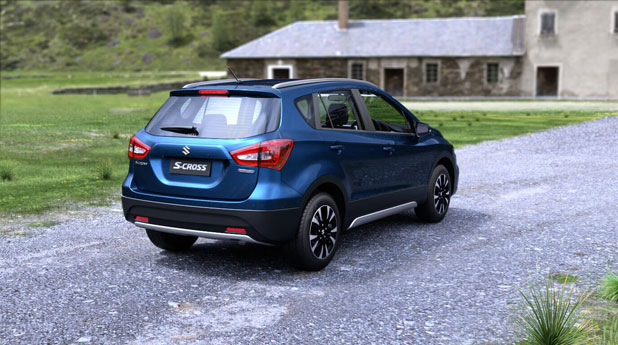Maruti-Suzuki-S-Cross-Side-and-Back-View
